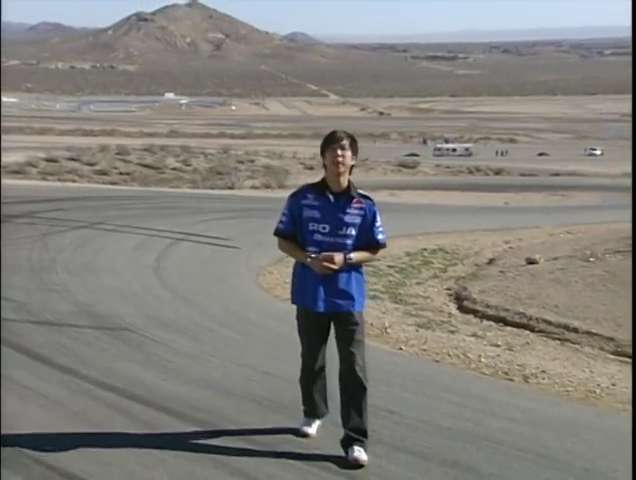 Where is Willow Springs International located?