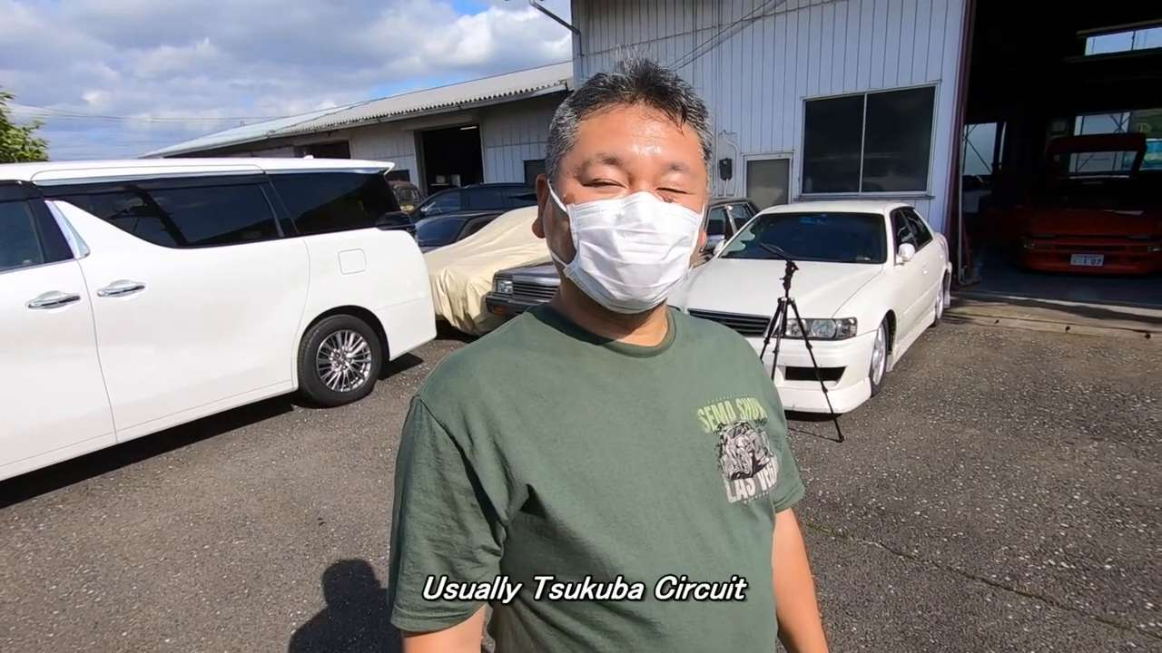 Where is Tsukuba Circuit located?