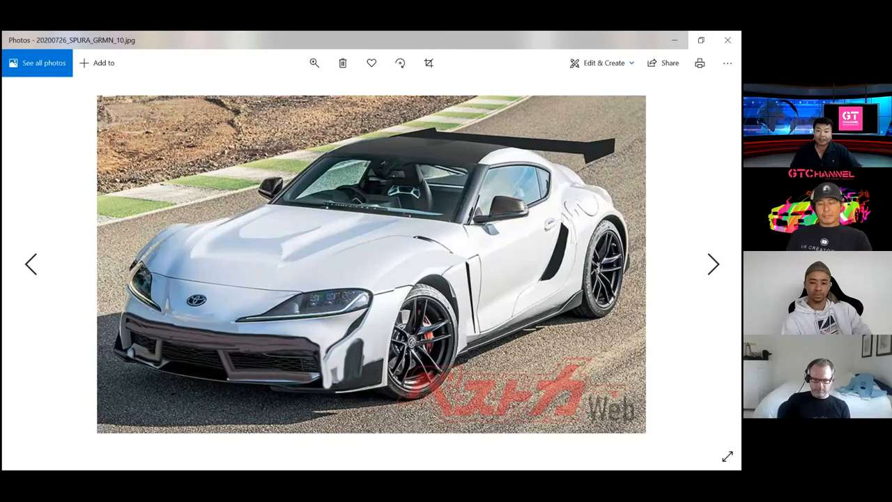 Is the Toyota Supra A90 going out of production?