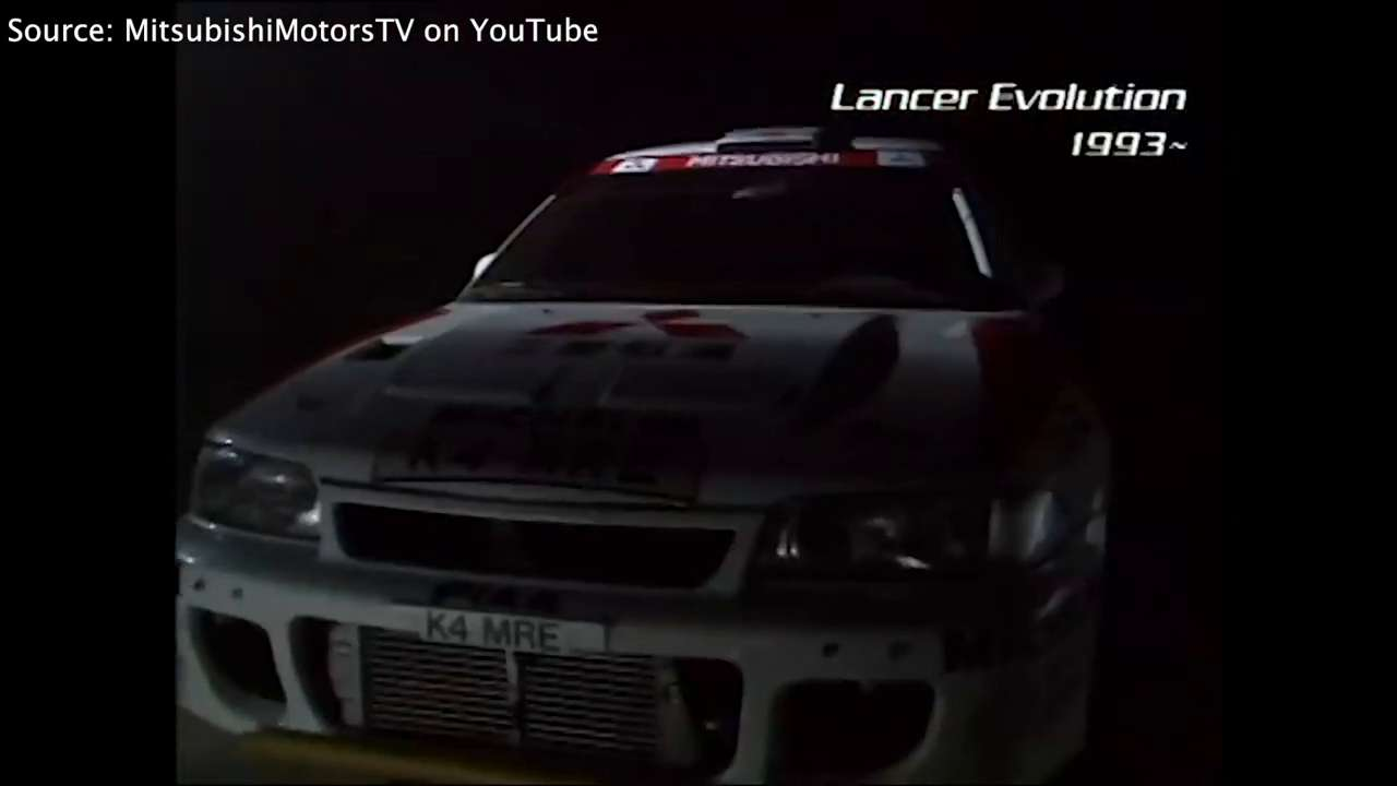 The highly-underrated Mitsubishi Lancer Evolution II