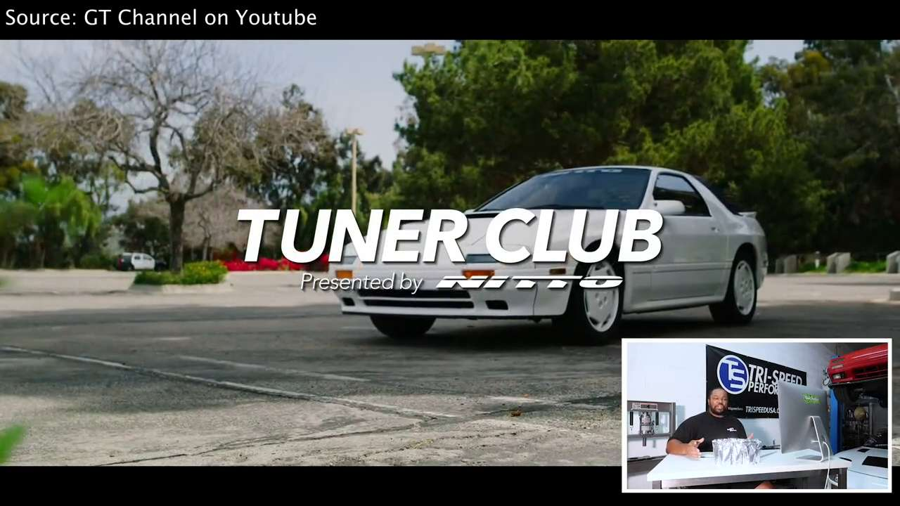 Watch this episode of Tuner Club featuring Cody Walker