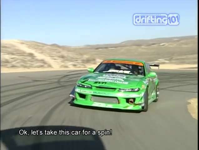 The Nissan S15 Silvia embodies professionalism in drifting