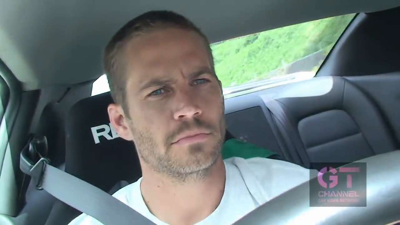 What was the very final car Paul Walker had driven in the Fast Saga?