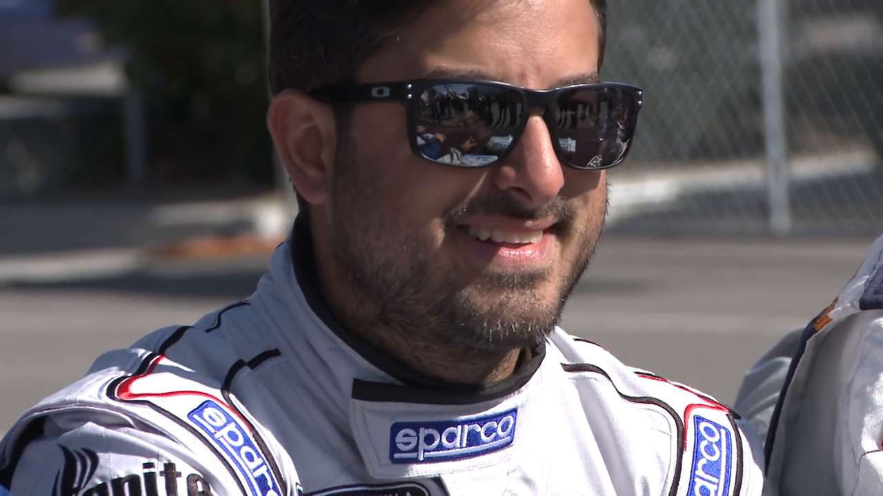 One of Formula D's top competitors, Mike Essa