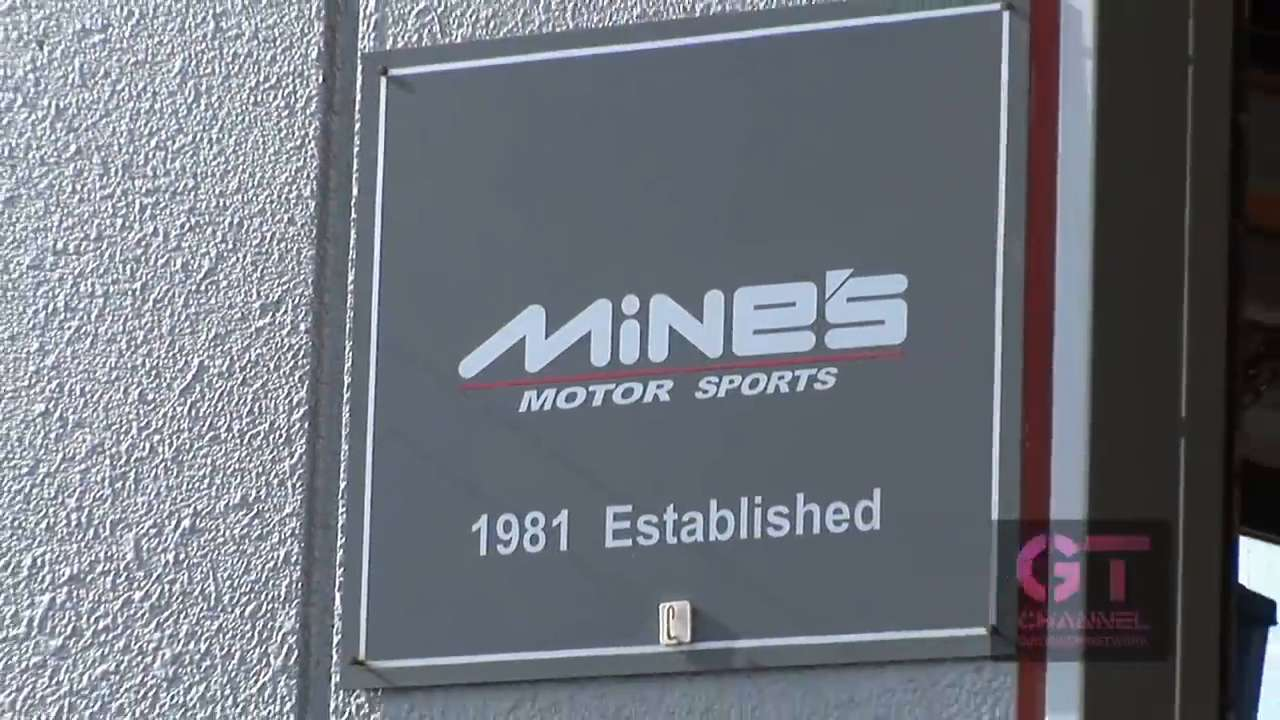 Check out the official Mine's Motor Sports Website