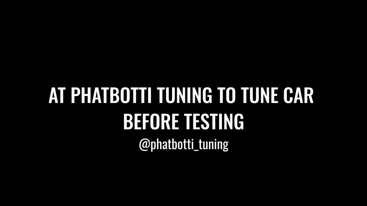 Follow: Ron Watson and Phatbotti Tuning (@phatbotti_tuning) on Instagram