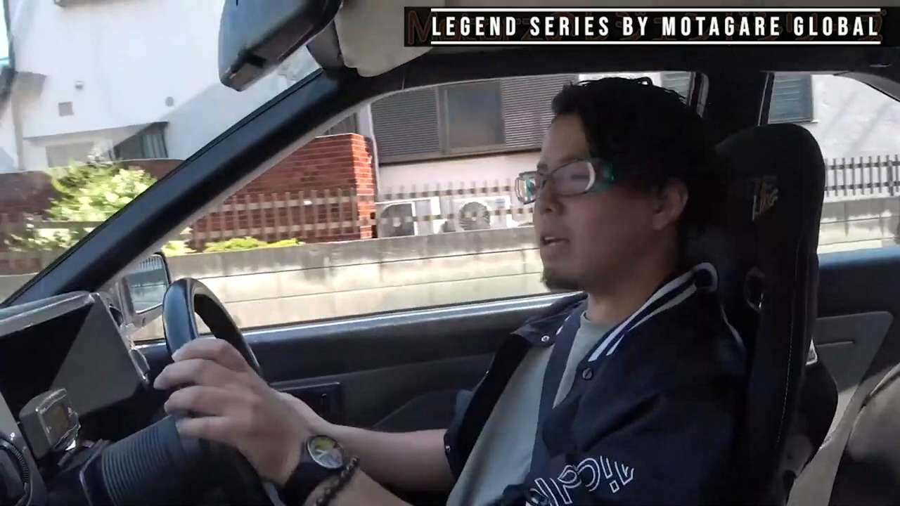 "Watch ""We drove Drift King Keiichi Tsuchiya's iconic Toyota AE86!"" now on YouTube"