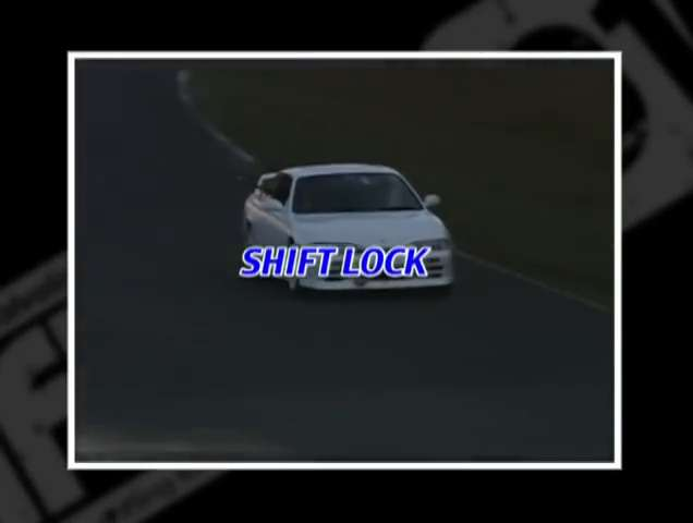 Shift Lock Drifting