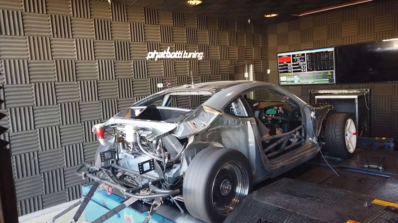 """What is a """"dyno"""" test?"""