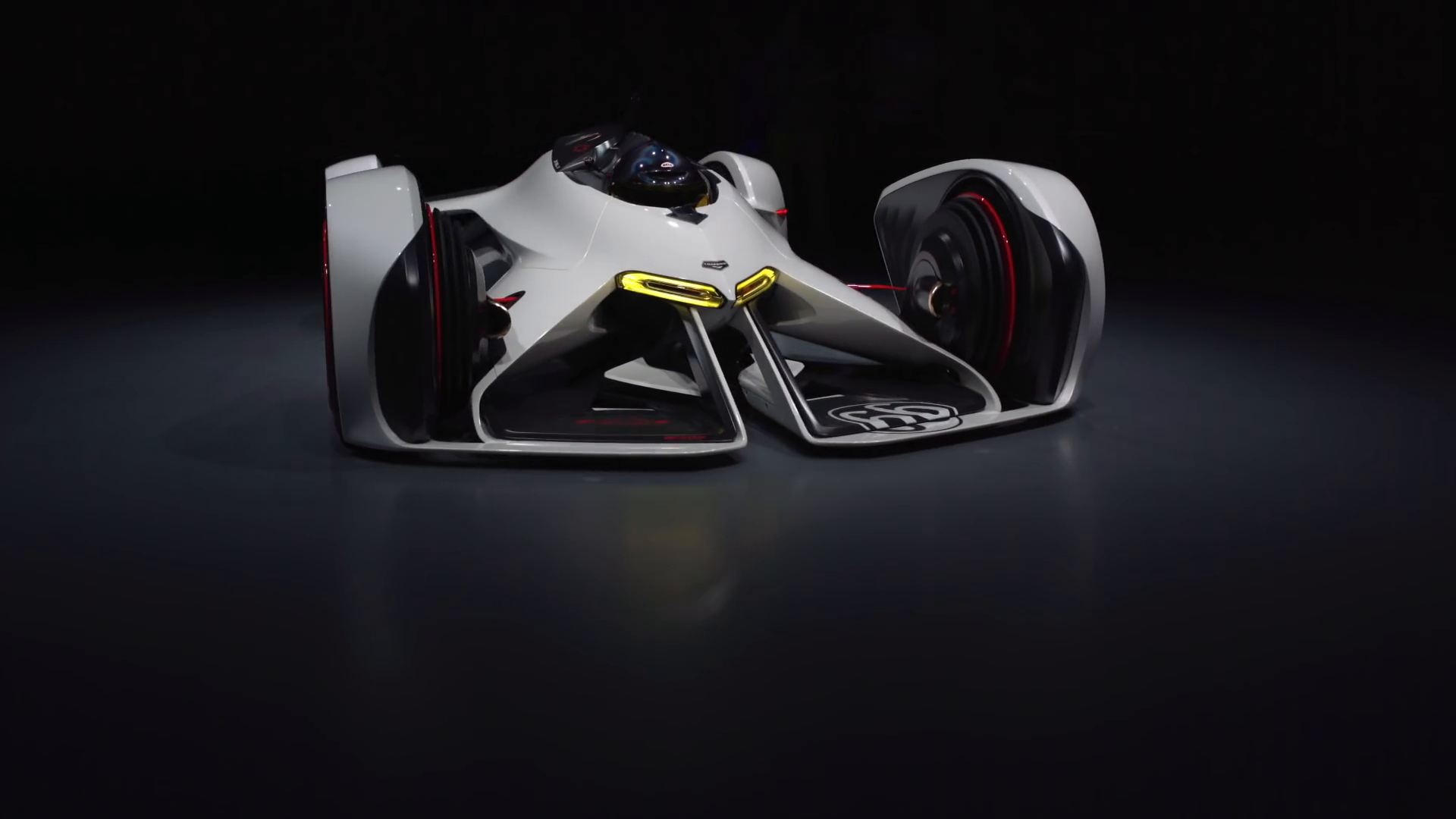 The Chevrolet Chaparral 2X is a car designed with Chevrolet in conjunction with Polyphony Digital.