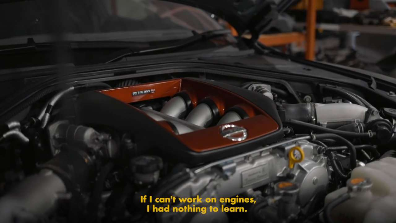 What are some of the GT-R NISMO engine specs?
