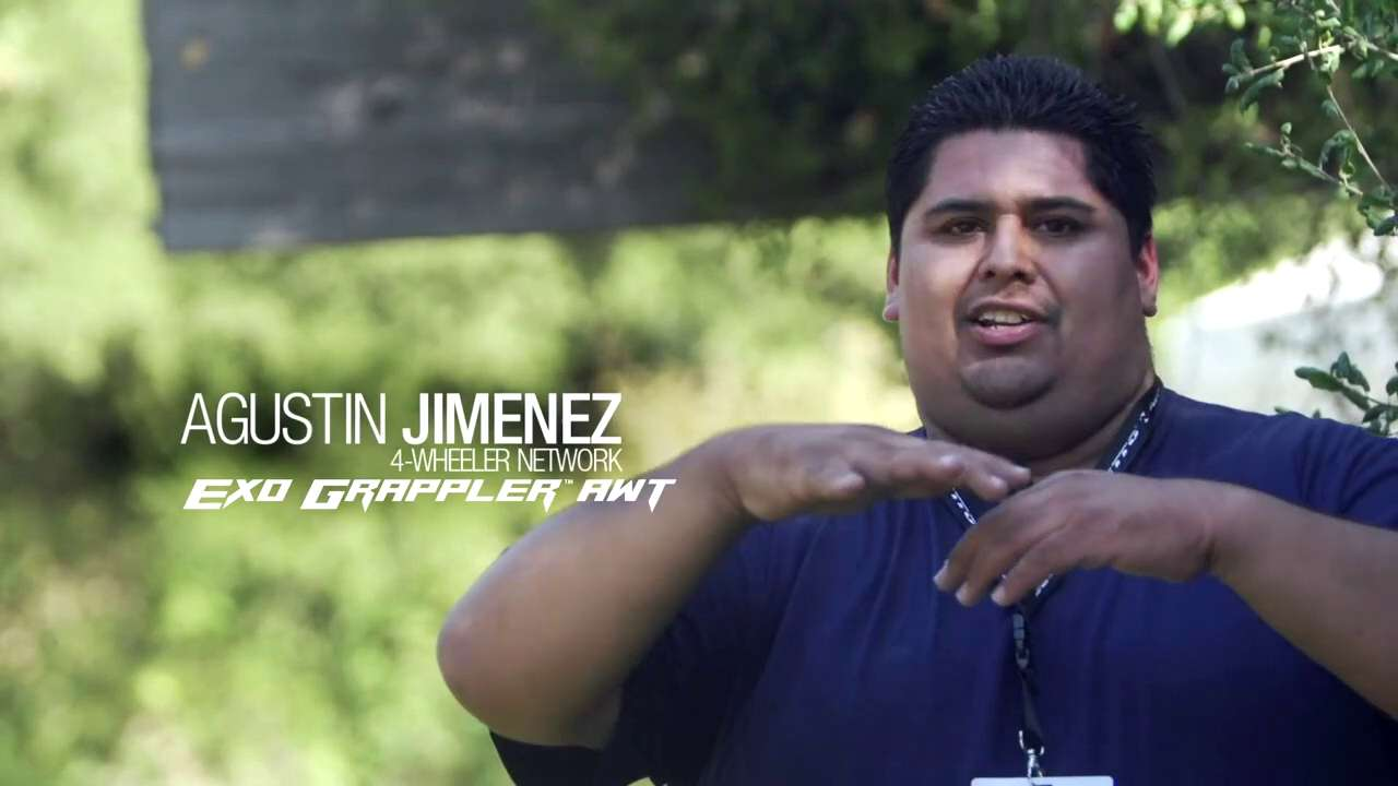 Check out Agustin Jimenez's features on 4-Wheeler Network