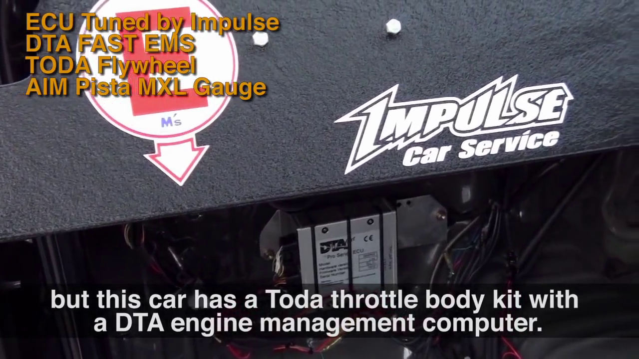 DTA Fast Pro 8 Stand alone engine management