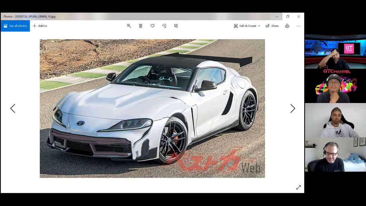 Is the Toyota Supra GRMN built with a powertrain by BMW?