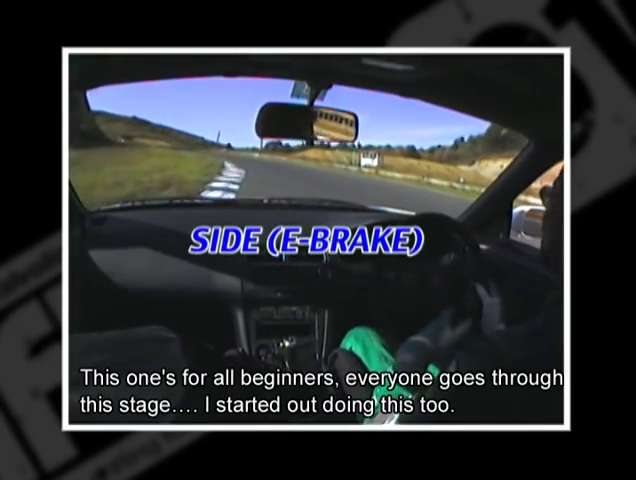 Side (E-Brake) Drifting