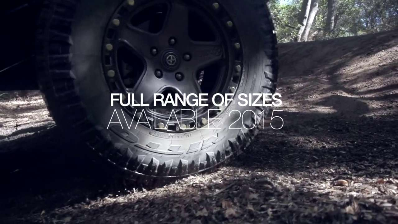 Get the Nitto Terra Grappler G2 on Tire America