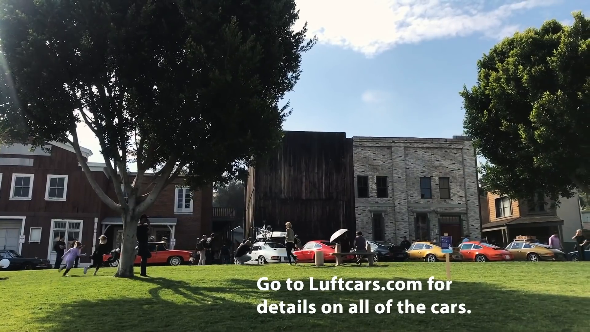 Search all cars from Luft events here.