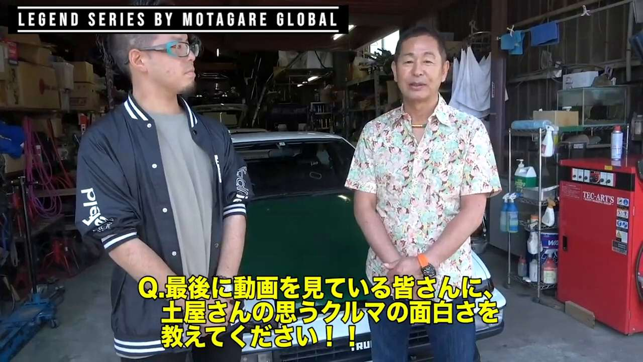 "This is ""Drifting 101"" with Keiichi Tsuchiya - Watch it here!"