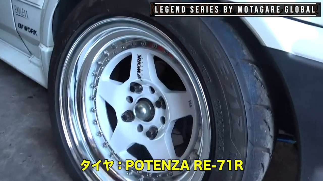 Bridgestone Potenza RE71R Tire