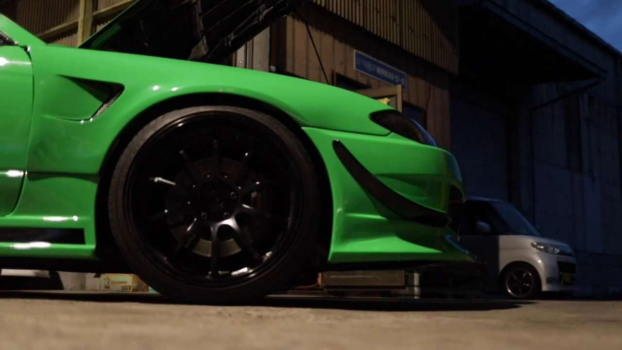 What makes Yasuyuki Kazama's Nissan Silvia S15 unique from other models?
