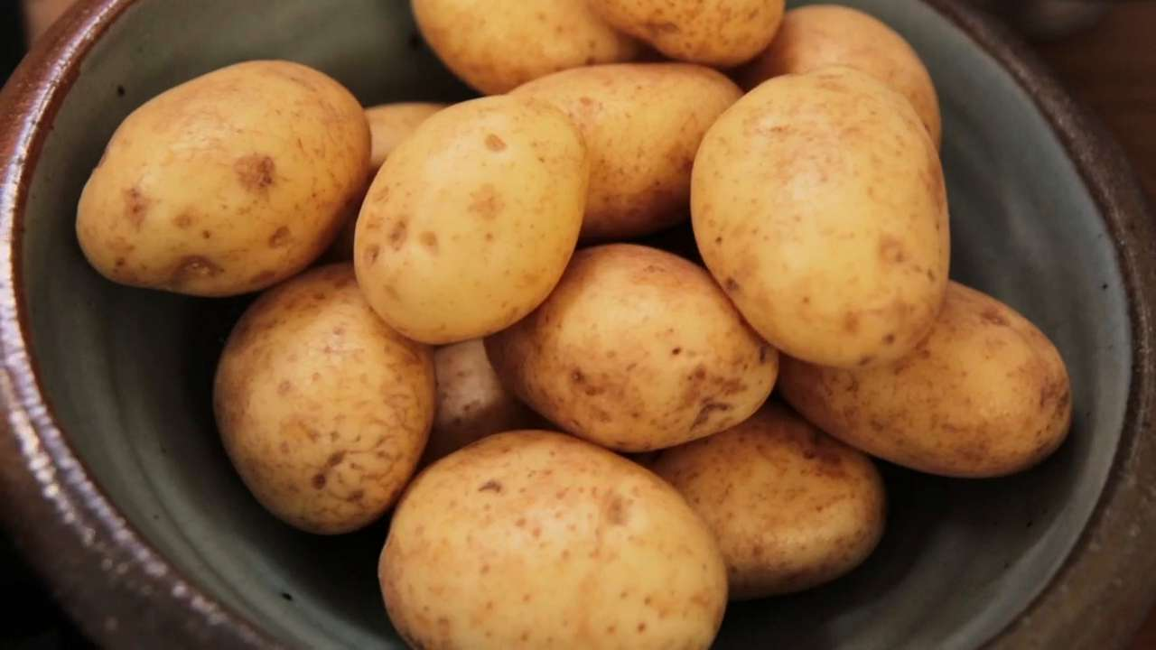 How to prep your roast potatoes